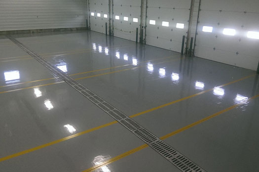 Commercial Epoxy Flooring Solutions